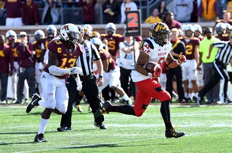 ty johnson credited maryland footballs offensive