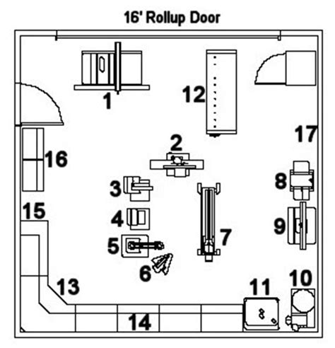 woodshop ideas home workshop layouts