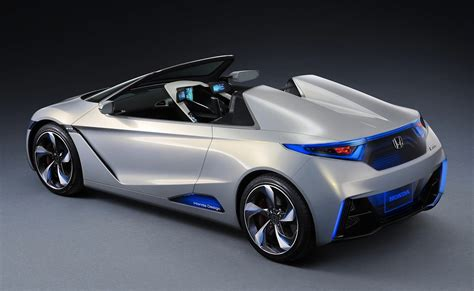 Honda Ev-ster Concept For The Future Of Electric Sports