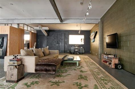 raw elegance  industrial interior touches  utah