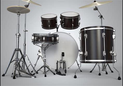 Drums | CGTrader