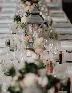 Deco Table Rose Et Gris : d coration de table de mariage rose et gris les ~ Melissatoandfro.com Idées de Décoration