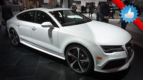 2015 Audi Rs7 Dynamic Edition New York 2014 Youtube