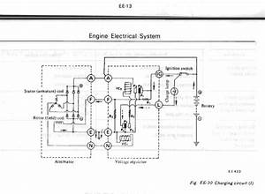 Cs144 Alternator Is Not Charging Battery
