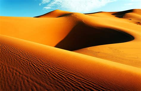 orange sand dunes wallpaper wall mural muralswallpapercouk