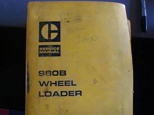 Available On Ebay  Ebay  77 Caterpillar Service Manual