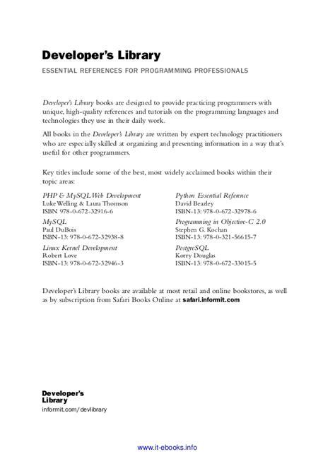 Resume Linux Kernel Developer by Linux Kernel Development 3rd Edition