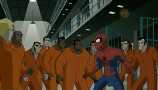 cartoon review the spectacular spider man ep 25 and 26