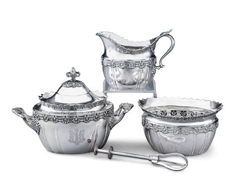 Is the world's premier artisanal jeweller & america's design house. Tiffany and Co. English King Tea and Coffee Service For ...