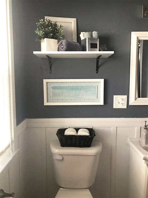 gray bathroom ideas goodbye pine cabinets grey bathrooms batten and neutral