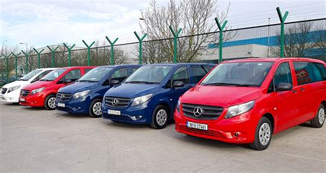 Hertz Boosts Rental Offering With 10 New Vito People