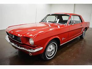 1966 Ford Mustang for Sale   ClassicCars.com   CC-1083098