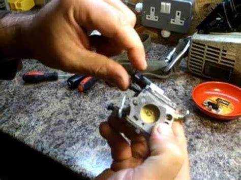 stihl ms chainsaw carburetor removal clean refit
