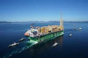 World39s Largest FPSO Departs Samsung Heavy Industries