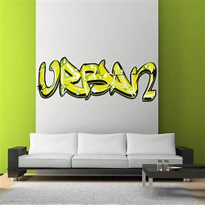 wallstickers folies urban wall stickers With urban wall decals