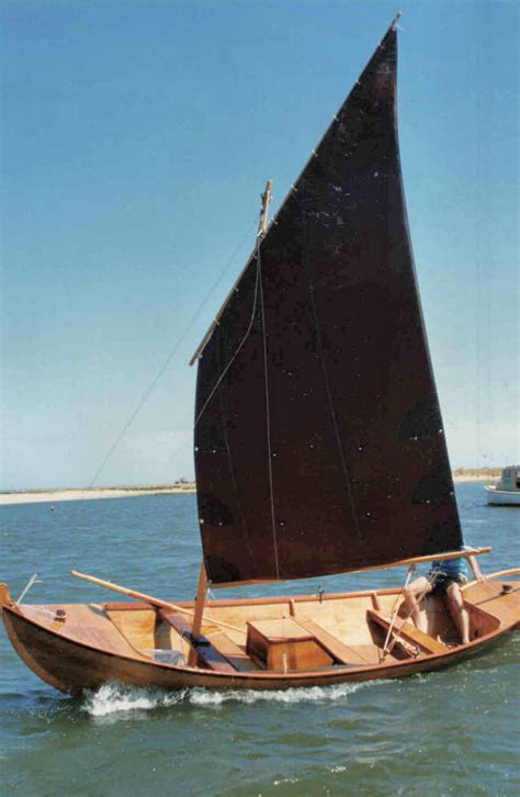 Boat Repair Duncan Ok by Lapstrake Sail Oar How To Minimise Cost Through Design
