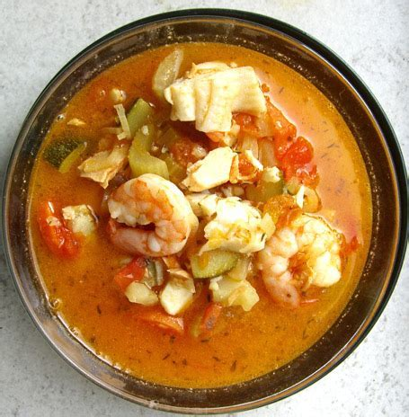 Marseille Bouillabaisse (Provence, France)   traditional
