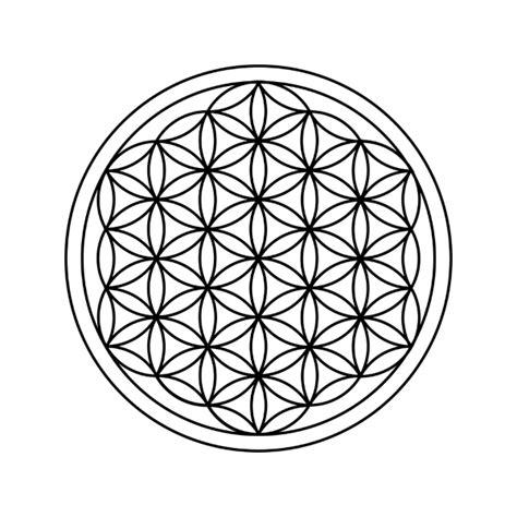 fleur de vie tatouage tatouage mandala signification