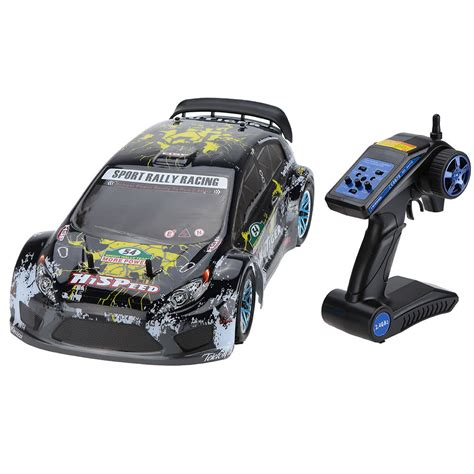 Rc Rally Car Racing by Best Hsp 94177 Nitro Powered Road Sport Rally Racing 1