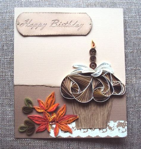 quilling cards  men google search quilling cards