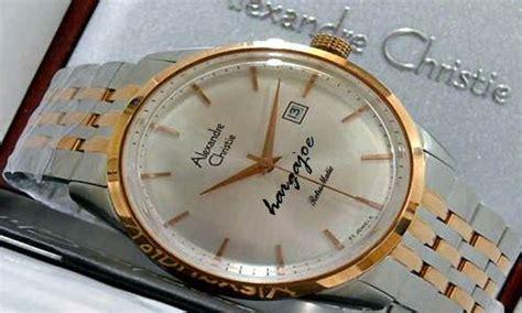 daftar harga jam tangan alexandre christie terbaru 2018