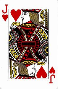 27 Awesome jack of hearts playing card images | JH ...