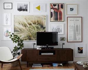 Tips for decorating around a television home stories