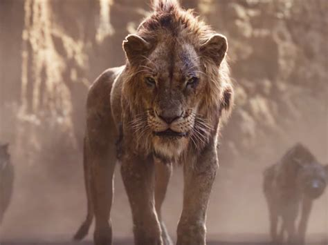 trailer    action lion king
