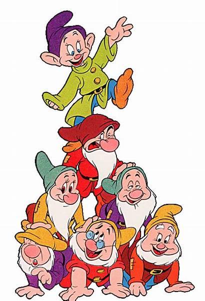 Disney Dwarfs Seven Snow Nani Mouse Lalunanelpozzo