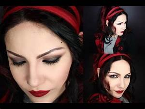 """Amy lee """"call me when you're sober"""" makeup tutorial - YouTube"""