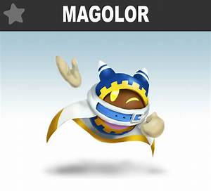 Magolor Takes the Crown! by locomotive111 on DeviantArt
