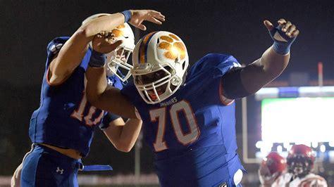 Mississippi Friday night high school football scores, Oct. 16