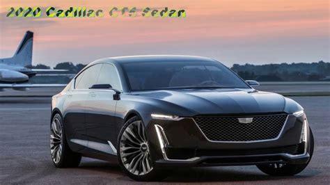 Cadillac Cts 2020 by 2020 Cadillac Ct5 Sedan