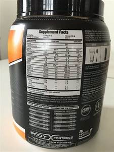 Body Fortress Super Advanced Whey Protein Review - The Right Labeling