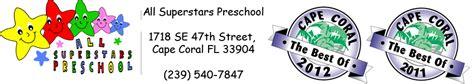 all aboard preschool cape coral all superstars preschool cape coral fl child care facility 681