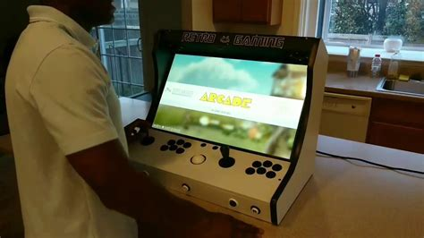 My personal Bartop Arcade with Trackball using RetroPie on