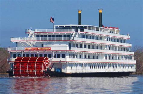 Mississippi Paddle Boat Cruises by Mississippi River Cruises Riverboat Cruise Finders