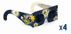 Lunt Solar SUNsafe Certified Kid Size Eclipse Viewing ...