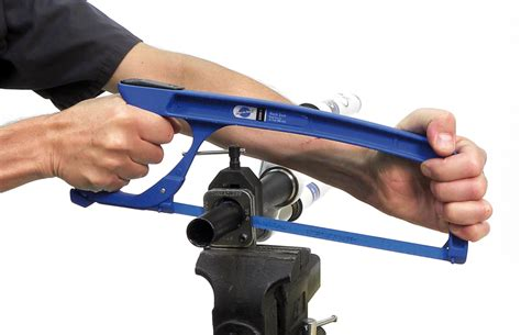 fork steering column length  sizing park tool