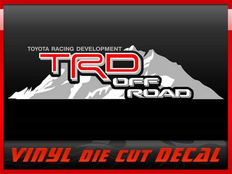 trd mountain decal toyota fj cruiser forum