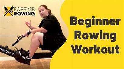 Rowing Workout Beginner