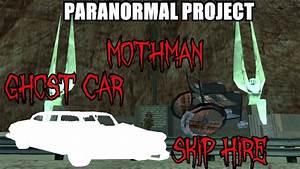 GTA San Andreas Myths . Mothman, Ghost car, Skip hire ...
