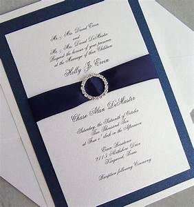 684 best wedding invitation ideas images on pinterest With wedding invitation designs blue and silver