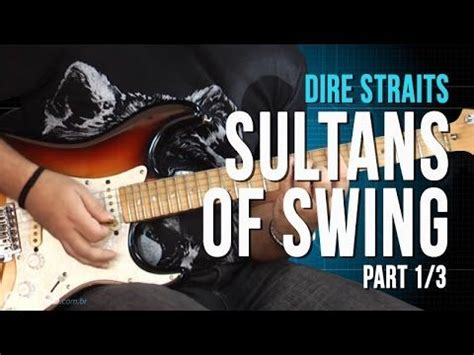 sultans of swing lesson sultans of swing guitar lesson pt 1 dire straits intro