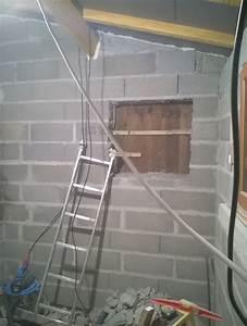 Faire Une Ouverture Dans Un Mur Porteur En Parpaing : ouverture fen tre mur en parpaings r solu 4 messages ~ Dailycaller-alerts.com Idées de Décoration