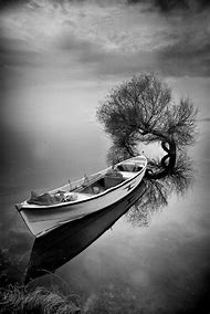 Black and White Photography Water