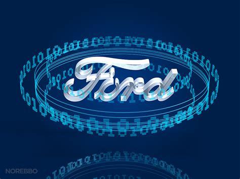 Ford logo illustrations – Norebbo
