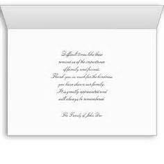 thank you card free funeral thank you card messages wording for thank you notes for funeral
