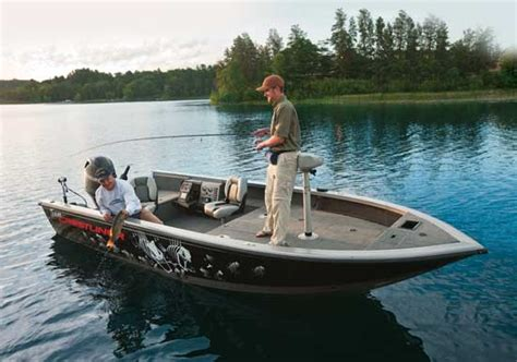 Crestliner Jon Boats Reviews by Outboard Expert 2011 Crestliner 1850 Pro Tiller Review