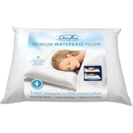mediflow waterbase pillow mediflow inc iwp100 chiroflow waterbase pillow walmart